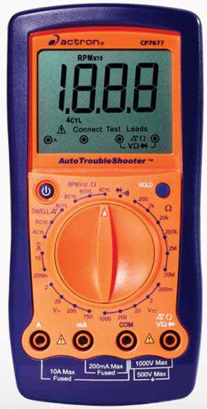 Actron CP7677- Best Multimeter for Automotive Repair