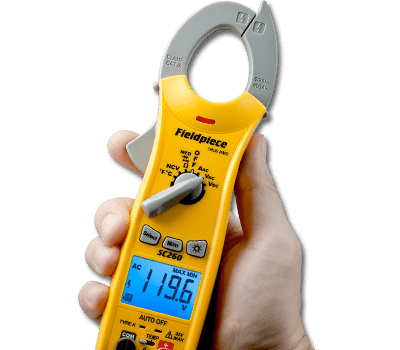 Fieldpiece SC260-Best True RMS Multimeter
