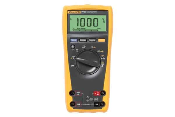Fluke 77-4-Best Fluke Multimeter for Automotive Use