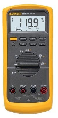 Fluke 87-V-Top Rated Multimeter