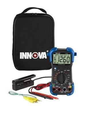 INNOVA 3340-Best Meter For Electricians