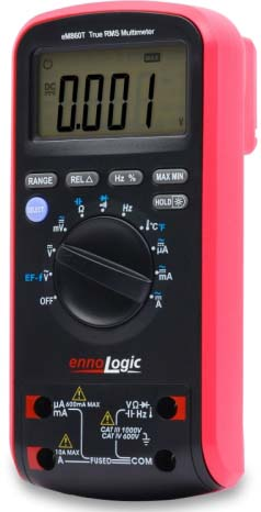 EM860T by ennoLogic- Best Multimeter for Automotive Work
