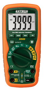 Extech EX505- Best Multimeter for HVAC Work