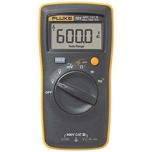 Fluke 101-Best Value Automotive Multimeter