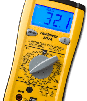Fieldpiece LT17A-Best Fieldpiece Meter for HVAC