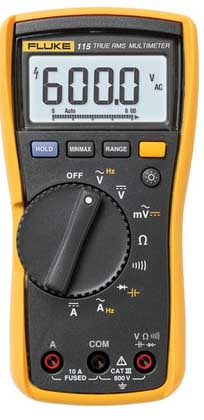 Fluke 115 -best automotive digital multimeter