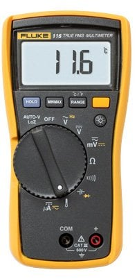 Fluke 116- Best Fluke Meter for HVAC