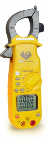 UEi Test Instruments DL369 Digital Clamp-On Meter
