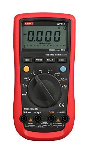 UNI-T AC/DC Modern Digital Auto Ranging Multimeter