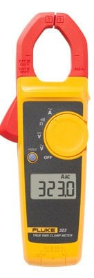 Fluke FLUKE-323 KIT HVAC Multimeter and Clamp Meter Combo Kit