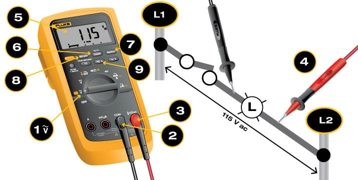 How to Measure Voltage