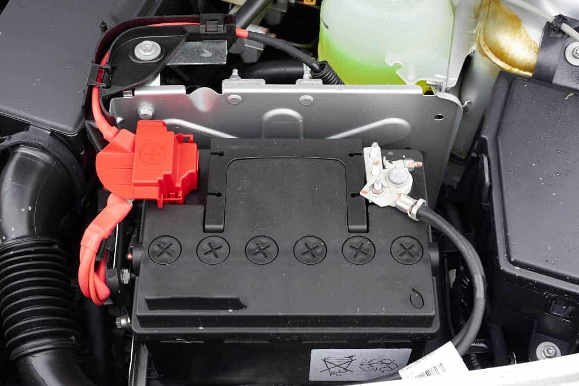 How to Keep a car battery in good shape