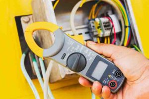 Clamp Meter or Multimeter