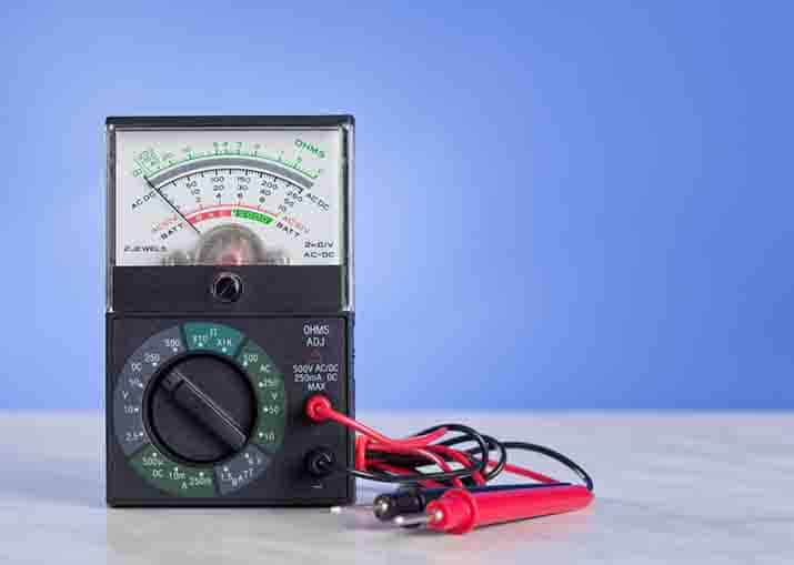 How many things can a digital electrical multimeter measure