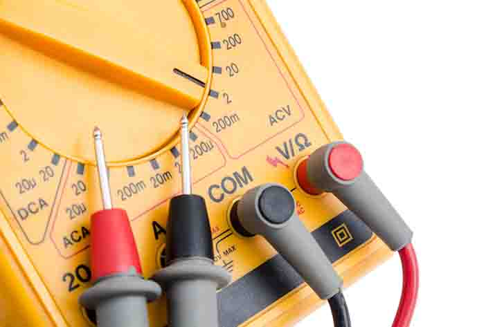 Different Types of Multimeters