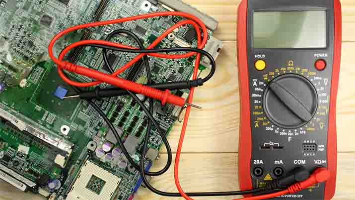 What are the key functions of multimeter