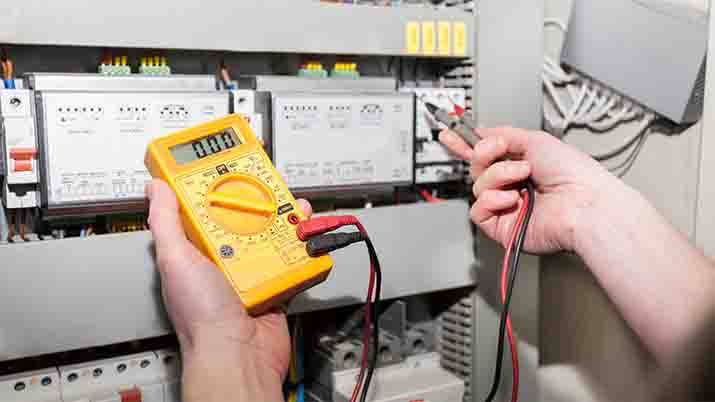 Classification and range of multimeter
