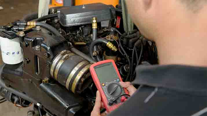 How to check diode for continuity using a Multimeter?