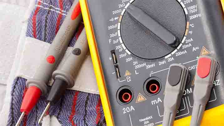 Working Principle of Multimeter & Construction